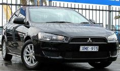 2010 Mitsubishi Lancer Activ Sportback Used Hatch Car for Sale in Melbourne