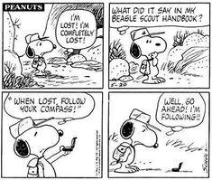 BSA - This strip was published on May 1974 Scout Mom, Cub Scouts, Tiger Scouts, Peanuts Cartoon, Peanuts Gang, Peanuts Comics, Snoopy Comics, Funny Comics, Happy Comics