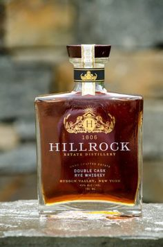 Hillrock Double Cask Rye PX Finished