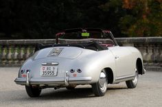 1955 Porsche 356 - Continental cabrio
