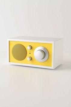 #petitsplaisirs #ledeclicanticlope / Tivoli Audio Model One AM/FM Radio $59.95 via anthropologie.com