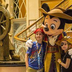 Magia inclusa: veja 7 motivos para ir num cruzeiro da Disney