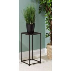 """TFG Urban Plant Stand   Wayfair    available on this site in 24"""" 30"""" and 36"""""""