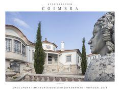 #turismouc #apostcardfromcoimbra #vitormurta #casabissayabarreto Portugal, Mansions, House Styles, Europe, Tourism, Manor Houses, Villas, Mansion, Palaces