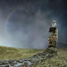 I'm a dreamer by Caras Ionut, via 500px