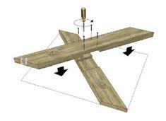 Hoe maak je een tafel van steigerhout?? Stap voor stap uitgelegd ✓ Vakkundig klusadvies & doe-het-zelf tips ✓ Stel een vraag of deel jouw klus
