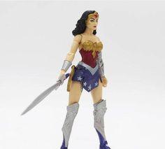 Movie Superhero Wonder Women Charm Bracelet Fantasy Universe Torque Winner Acronym W Crown Pentagram Armor Bracelet Action Toy Outstanding Features Toys & Hobbies