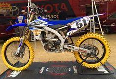 JGR Yamaha Justin Barcia