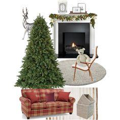 Android, Christmas Tree, App, Holiday Decor, Polyvore, Design, Home Decor, Women, Teal Christmas Tree