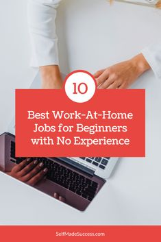 10 Best Work-From-Home Jobs for Beginners Without Experience 2021 Coding Jobs, Work From Home Careers, Computer Science Degree, Virtual Assistant Jobs, Knowledge Quiz, Sales Jobs, Kids English, Easy Work, Article Writing