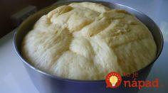 Dnešný recept je kysnuté cesto, ktoré je univerzálne a môžete ho použiť na sladké pečivo aj slané dobrôtky, čokoľvekvám napadne.Jedná sa o jedno veľký kúsok rezancov, ktorý vám môže priniesť viac druhov sladkostí. Je to výborné aj na prípravu vianočných a sviatočných pochúťok. Greek Sweets, Savory Muffins, Savory Pastry, Bread And Pastries, Russian Recipes, Greek Recipes, Sweet Desserts, Food To Make, Cake Recipes