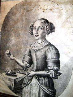 Anna de Koning, vrou van Olof Bergh.  Sy is aanvanklik as slavin gebore as die dogter van Ansia/Angela van Bengal (hedendaagse Bangladesh).  Anna erf Groot Constantia na Olof Bergh se dood in 1725.