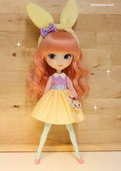 Ooak custom pullip doll SIA PEONY  :)
