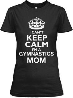 Limited-Edition Gymnastics Mom T-Shirt | Teespring