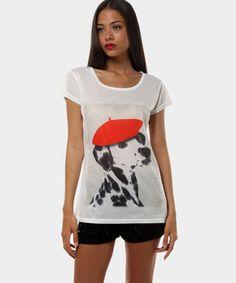 Mi nueva camiseta... qué ganas de recibirla... comprada en Privalia. Marca Danity.