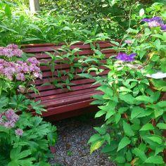 My father's garden  / Ann-Sofi