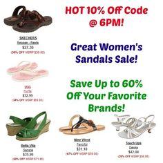 8acadb87d Cheap Women s Sandals! Sandals10 OffClothingShoesStore ...