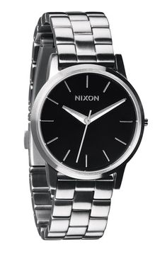 Nixon 'The Small Kensington' Bracelet Watch