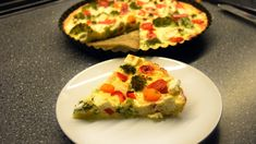 Tarta na słono - Przepisy Thermomix Avocado Toast, Quiche, Feta, Eggs, Breakfast, Thermomix, Morning Coffee, Quiches, Egg