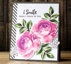Boots Blog Spot: Simon Says Stamp Wednesday Challenge - Floral Frenzy !