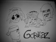 Gorillaz boyz