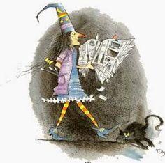 Secuencia Didáctica : Las brujas de los cuentos.Vídeo cuento La bruja Berta/ Winnie
