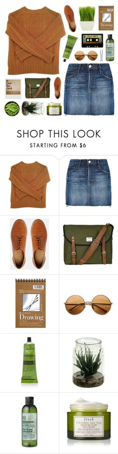"""""""@shannonmarie-xo ♥ INSPIRED SET (3)"""" by emmas-fashion-diary ❤ liked on Polyvore featuring Le Mont St. Michel, Frame, ASOS, Polaroid, Sandqvist, Michele, Aesop, The Body Shop, Martha Stewart and Fresh"""