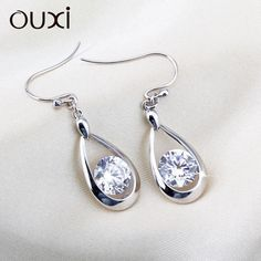OUXI solid silver 925 sterling silver jewelry wholesale Y20062
