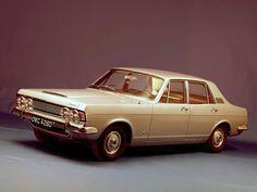 Ford Zodiac Executive Saloon (3012E) '1966–72