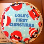 bakerdays Christmas Cake! - Not a Perfect Parent