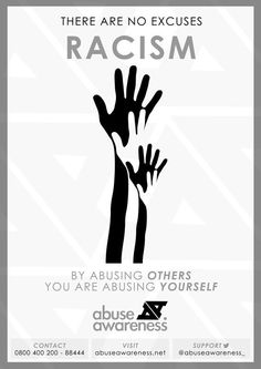 Racism Poster (With images) Protest Posters, Racial Equality, Social Art, Mothers Day Quotes, World Religions, Creative Posters, Woman Face, Logos, Quote Of The Day