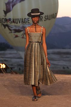A look from Dior's Cruise 2018 collection. Photo: Dior.