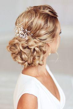 Wedding Hair Clip Bridal Headdress Bridal Hair Comb Bridal Hair Piece Rhinestone Bridal Hair Decorative Clip Bridal Headpiece Pearly Piece by EnzeBridal on Etsy https://www.etsy.com/listing/214788321/wedding-hair-clip-bridal-headdress