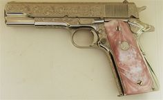 Colt 1911, chambered in .38 Super. - There's More To Me Then You'll Ever Know