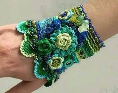 Mooi en warme armband