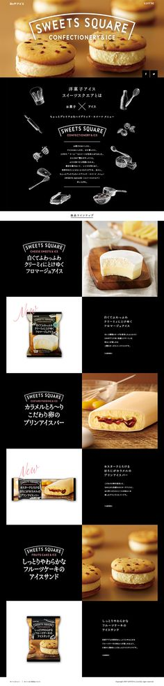 SWEETS SQUARE