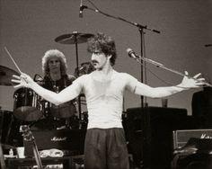 Zappa Conducting.