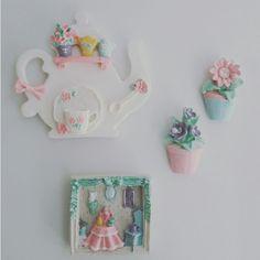 #kokulutaspano #kokulutasmagnet #magnet #mutfakdekor #sweetkitchen #lovekitchen #scentedstone  #scentedclay