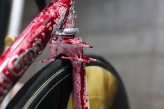 Steel Vintage Bikes - Edi Strobl Special Gran Prix - Pinterest