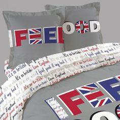 1000 images about housses de couette london on pinterest. Black Bedroom Furniture Sets. Home Design Ideas