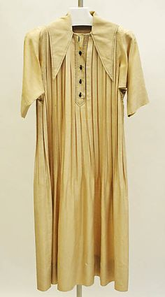 Dress Claire McCardell (American, 1905–1958) Manufacturer: Townley Frocks (American) Date: 1951 Culture: American Medium: silk