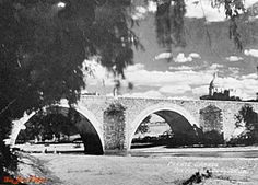 Puente y rio San Juan 2