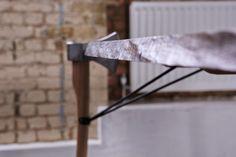 Woodsman Axe Table - Duffy London