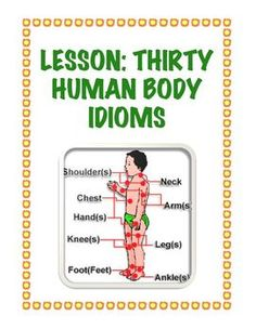 Common Core Standard: Idioms