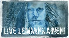 """""""Ladies and gentlemen, here comes Live Lemminkäinen! Please jump into the wild adventures of the handsome warrior of the Kalevala! Finland will be celebrating Kalevala's Day on Sunday - enjoy it with. S Stories, Finland, Handsome, Live, Hero, Adventure, Movie Posters, Fictional Characters, Sankari"""