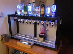 Inebriator – Le robot bartender