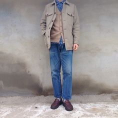 regram  of the week: @tatamize wearing our staple Military Jacket with some hefty style #universalworks
