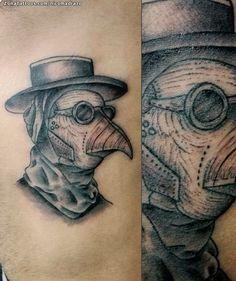 Tatuaje hecho por Nicolás Madrazo de Salta (Argentina). Si quieres ponerte en contacto con él para un tatuaje/diseño o ver más trabajos suyos visita su perfil: https://www.zonatattoos.com/nicomadrazo  Si quieres ver más tatuajes de máscaras visita este otro enlace: https://www.zonatattoos.com/tag/158/tatuajes-de-mascaras  Más sobre la foto: https://www.zonatattoos.com/tatuaje.php?tatuaje=109394