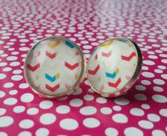 Leuke stekertjes  V stripes color van NiteOwl15 op Etsy, €6.50