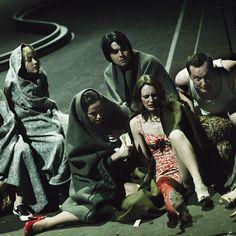 Photographs of Opera Productions of the mezzo-soprano Maria Weiss Mezzo Soprano, Opera, Anna, Opera House